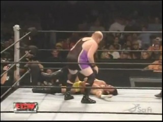 ECW 22.08.2006: C. M. Punk vs. Christopher W. Anderson